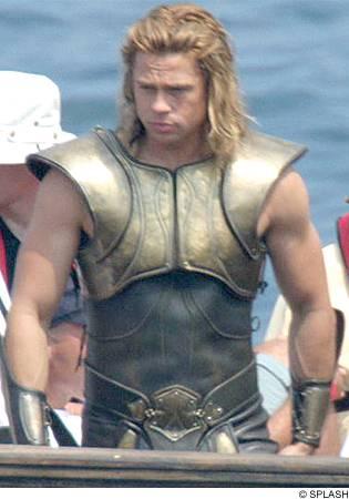 Фотографии: Фильм Троя | Брэд Питт / Brad Pitt - сайт об ... брэд питт фильмография